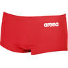 arena Solid Squared - Maillot de bain Homme - rouge